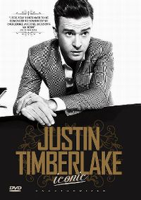 Cover Justin Timberlake - Iconic [DVD]